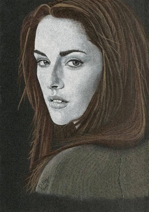 Kristen Stewart por orinoco1973